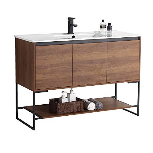 Fine Fixtures - Bathroom Vanity and Sink, Knob Free Design - Urbania...