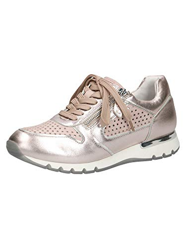 CAPRICE Damen 9-9-23503-26 504 Sneaker Cap LIF, Removable Sock, Cap Comfort