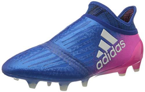 adidas Herren X 16+ Purechaos FG Fußballschuhe, Blau, 41 1/3 EU