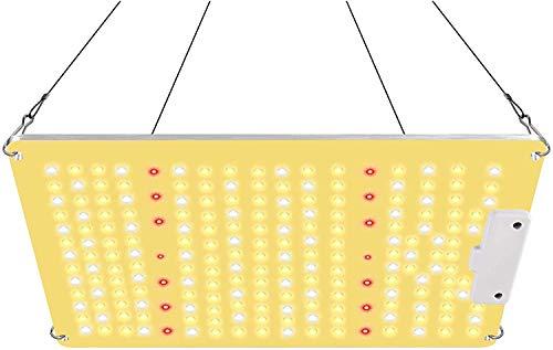 Niello Lampada per Piante, 2020 Ultimi 1000W Grow Light con IR, High PPFD Sunlike Full Spectrum lampade LED Coltivazione per Indoor Veg And Bloom, Lampade per la Coltivazione Coprire 60 * 60cm