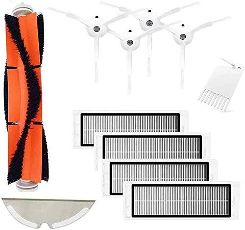 YBINGA Kit para aspiradora robot para aspiradora S50, S51, S55, S5, S5, S6