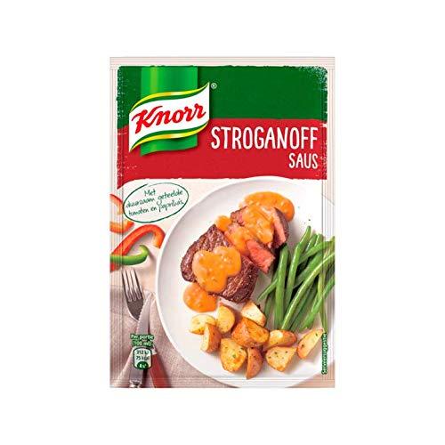 Nudelsauce Spicemix | Knorr | Stroganoff Sauce Mix | Gesamtgewicht 42 Gramm