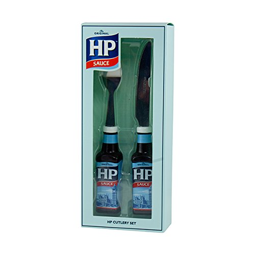 Heinz HP Sauce Cutlery Set