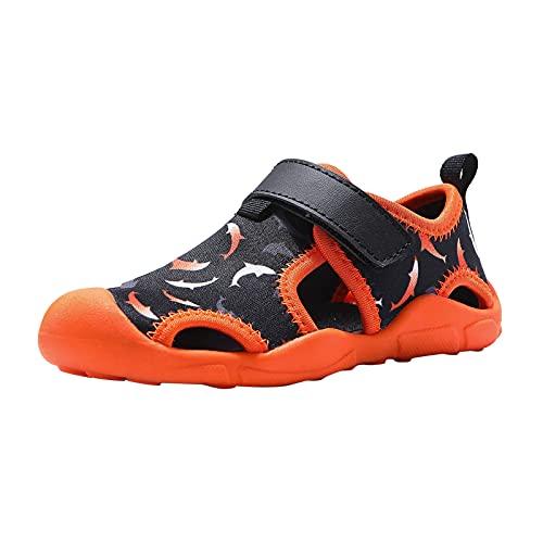Camuflaje Niños Niñas Niños Sandalias Baotou Zapatos De Playa Zapatos para Vadear