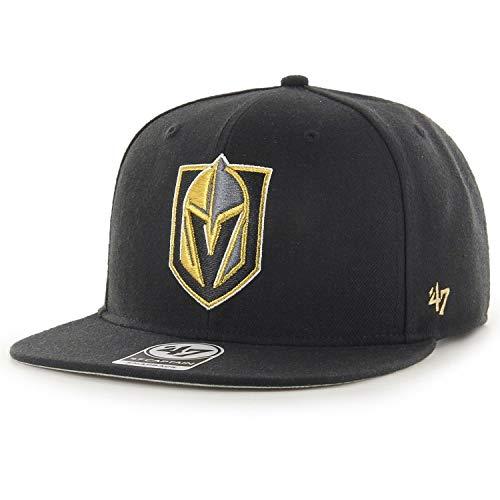 47 Brand Snapback Cap - Captain Vegas Golden Knights schwarz