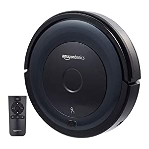 Amazonbasics Slim Robot Vacuum Cleaner