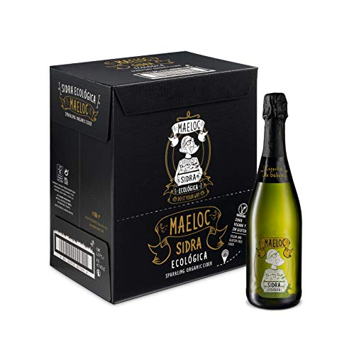 Maeloc Sidra Extra Ecológica - 6 botellas x 750 ml