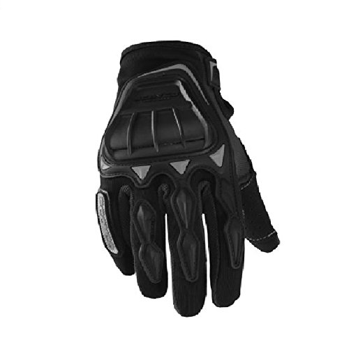 Scoyco Mc08 Motorcycle Riding Gloves Black Colour Biking & Racing (XL)