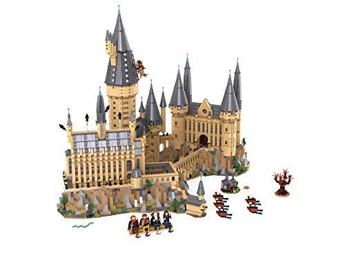 Le Château de Poudlard Harry Potter LEGO 71043 - 6020 Pièces - 3