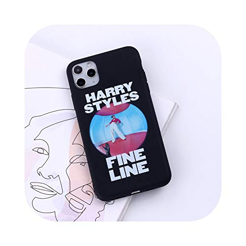 Harry Styles Adore You - Carcasa para iPhone 12 Pro Max X XS XR Max 7 8 7Plus 8Plus SE Soft Candy Case 14 para iPhone 5 5S SE