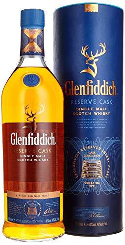 Glenfiddich Cask Collection Reserve Cask mit Geschenkverpackung  Whisky (1 x 1 l)