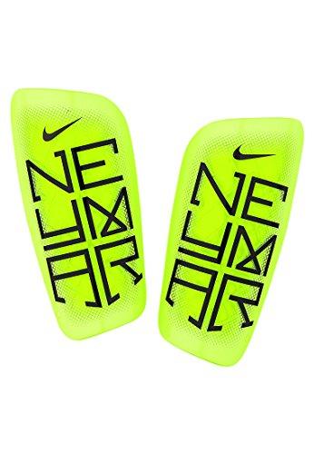 Nike Schienbeinschoner Mercurial Lite Neymar, Volt/Black, XL