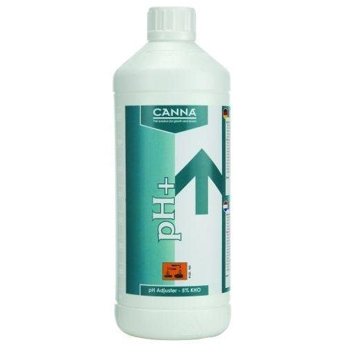 PH PLUS Canna Plus erhöht den pH Wert (5%) Canna (1L)