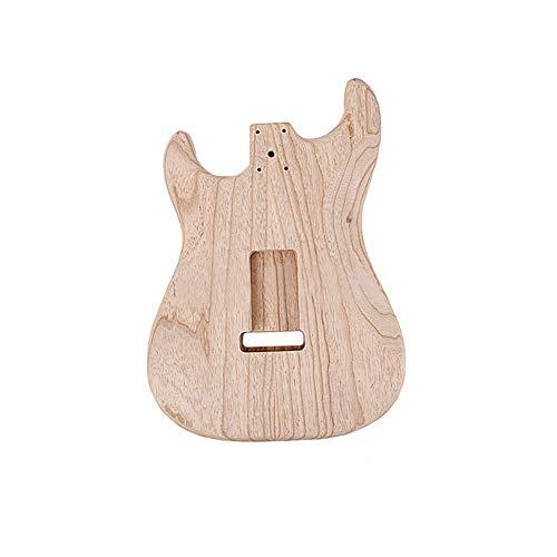 N/A E-Gitarre Korpus Esche Retro für ST E-Gitarre 51 x 39 x 8 cm
