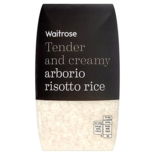 Italian Arborio Risotto Rice Waitrose 500g