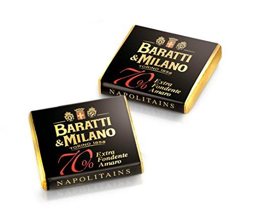Napolitains cioccolato extra fondente 70% conf. gr. 500