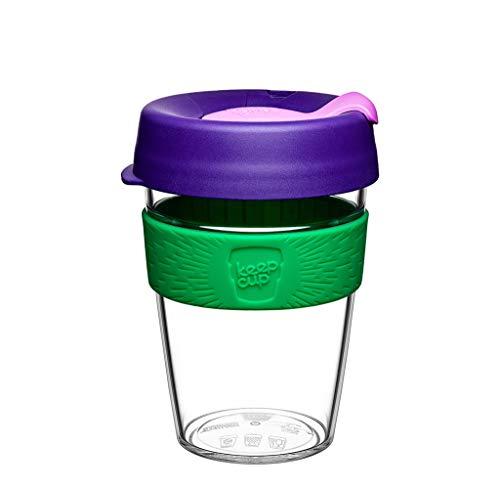 KeepCup Clear Edition Spring 340ml Reise-Kaffeebecher wiederverwendbar