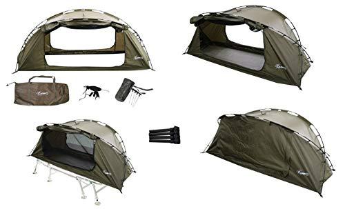 Carpon Zelt für Liegn/Überwurfe für Karpfenliegen bis 2,10 m Länge
