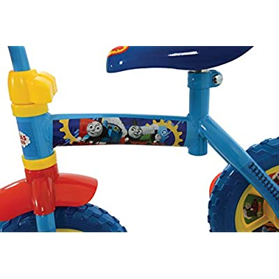Blue NEW Thomas /& Friends M14631 2in1 10inch Training Bike