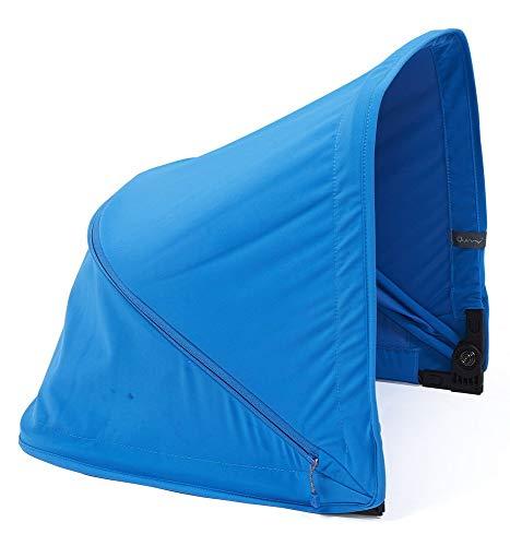 Quinny Zapp Flex Suncanopy, zonwering, zonneklep voor ZappFlex kinderwagen & Buggy blauw