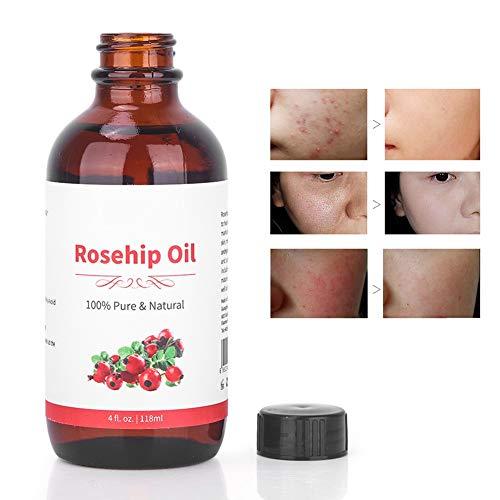 Simlug Hagebuttenöl Massage Ätherisches Öl 118ml Feuchtigkeitsspendende SPA Aromatherapie Körpermassageöle