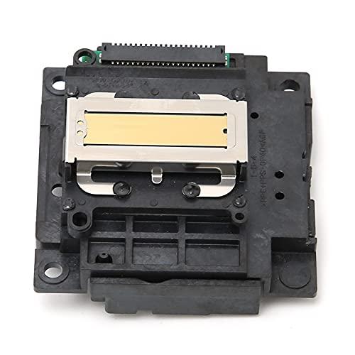 PUSOKEI Cabezal de impresión de Impresora, Cabezal de impresión de Repuesto para L301 L303 L351 L353 L551 / 310 L358 Cabezal de impresión ME303, Cabezal de impresión de Respaldo, Material ABS, Negro