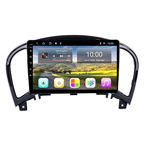 ZHANGYY Autoradio di Navigazione GPS Android 8.1 da 9 Pollici Compatibile con Nissan Juke 2004-2016, FM/RDS/Bluetooth/WiFi/Videocamera Vista Posteriore/Comandi al Volante