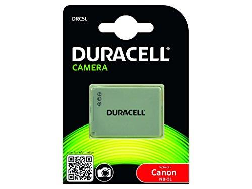 Duracell Batteria di ricambio per fotocamera digitale