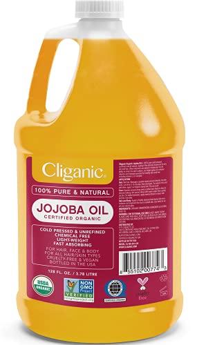 Top 10 Best gallon jojoba massage oil Reviews