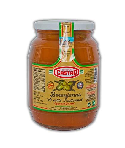 Berenjenas Al Estilo Tradicional 950 ml