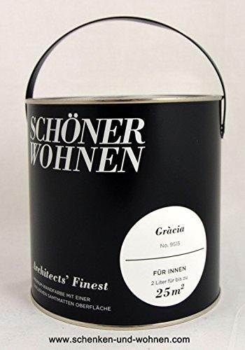 SCHÖNER WOHNEN FARBE Wand- und Deckenfarbe Architects' Finest, Gràcia 2 l, Gràcia