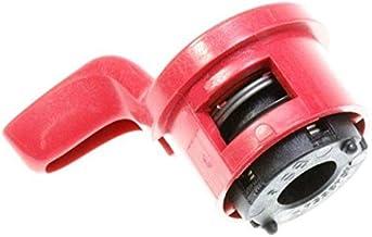 Sebo – functioneel ventiel 6 tot 9 l rood voor snelkookpan SEB
