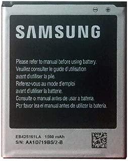 Samsung EB425161LA OEM standard battery for Samsung phones Galaxy S3 SIII Mini i8190 Exhibit T599 S Duos S7562 Ace 2 X S7560M GT-I8160