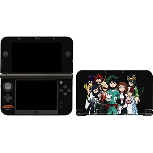 Skinit Decal Gaming Skin Compatible with 3DS XL 2015 - Officially Licensed Funimation My Hero Academia Design