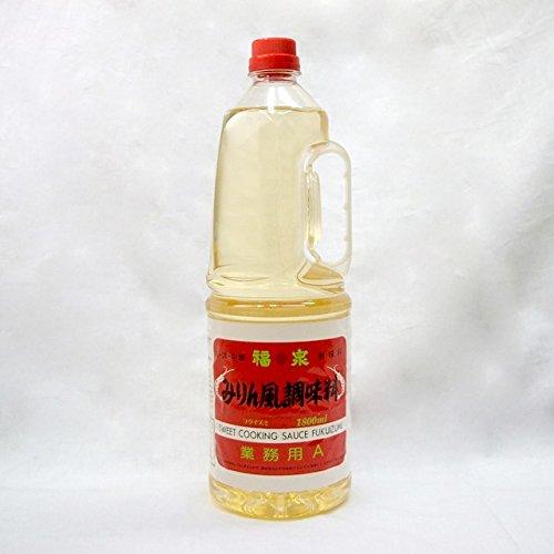 福泉 新味料業務用・A 1.8L