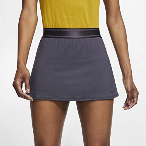 Nike Wmn's Court Dry Skirt (Grey...