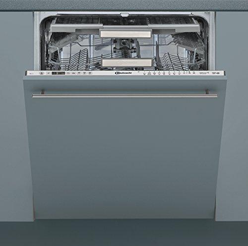 Bauknecht BIO 3T333 DELM Geschirrspüler Vollintegriert, A+++, 60 cm, 238 kWh/Jahr, 14 MGD, 2660 L/Jahr, leise mit 43 dB, Power-Clean, Power-Dry, Option Multizone