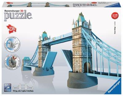 Ravensburger Puzzle 3D Tower Bridge London