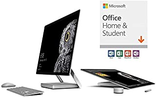 Microsoft Surface Studio Commercial (1st Gen) (Intel Core i7, 32GB RAM, 2TB) with Office Home & Student 2019