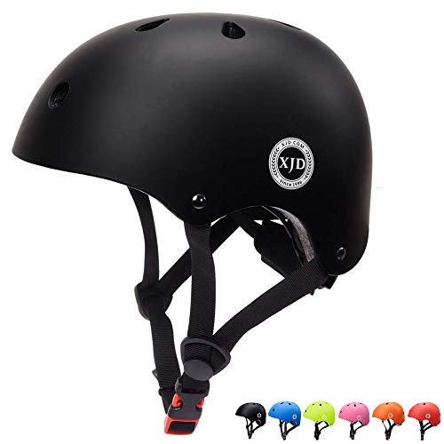 Save %10 Now! XJD Toddler Helmet Kids Bike Helmet CPSC Certified Adjustable Bike Helmet Ages 3-8 Gir...