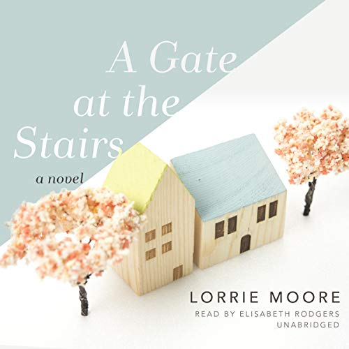 A Gate at the Stairs  By  cover art