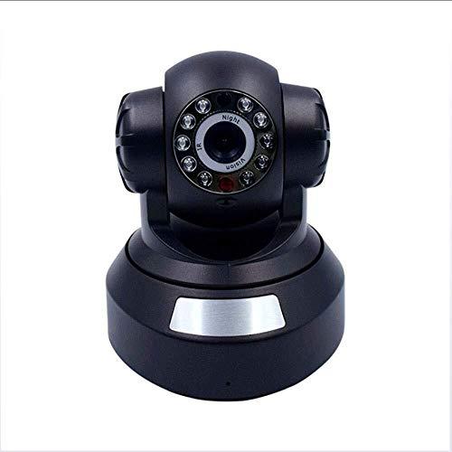 LCSD Buena cámara de seguridad inalámbrica WiFi, cámara de seguridad para el hogar con monitor de visión nocturna, cámara de seguridad interior y exte...