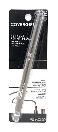 Cover Girl 63298 215grykhk Gray Khaki Perfect Point Eyeliner Pencil