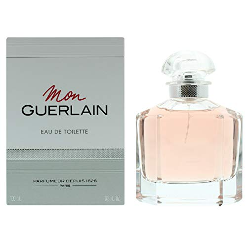 Guerlain Mon Eau De Toilette Spray for Women, 3.4 Oz