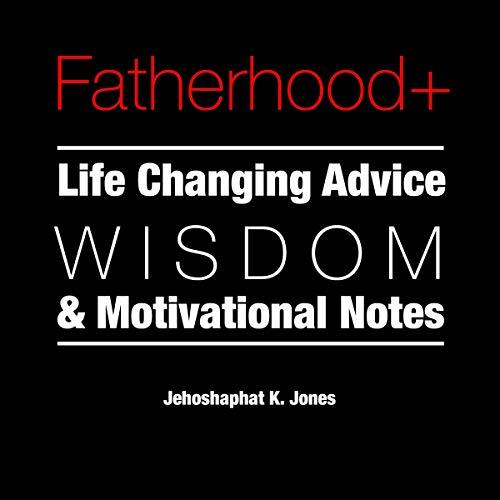 Fatherhood+ audiobook cover art