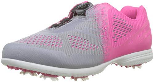 Callaway Women's Golf Shoes, Pink Pink Grey, 40.5 EU