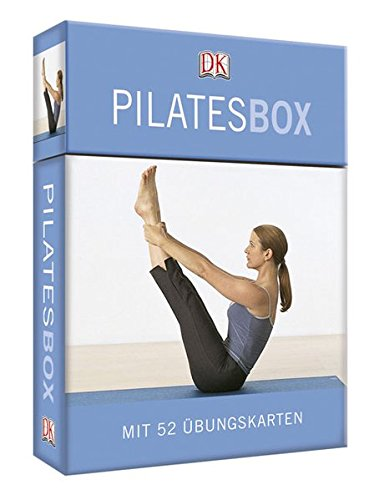 Pilates-Box: Übungskarten