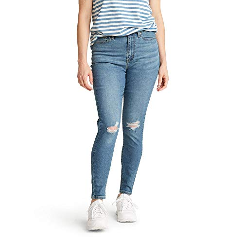 Signature by Levi Strauss & Co. Gold Label Women's High Rise Super Skinny Jeans, One and Only, 24 Short