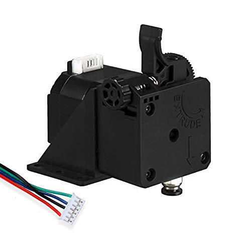Upgraded 3D Printer Bowden Extruder Parts with Nema 17 Stepper Motor Direct Drive Complete Kit for ANYCUBIC Mega Creality Ender 3 CR10 (Titan Extruder+Motor)