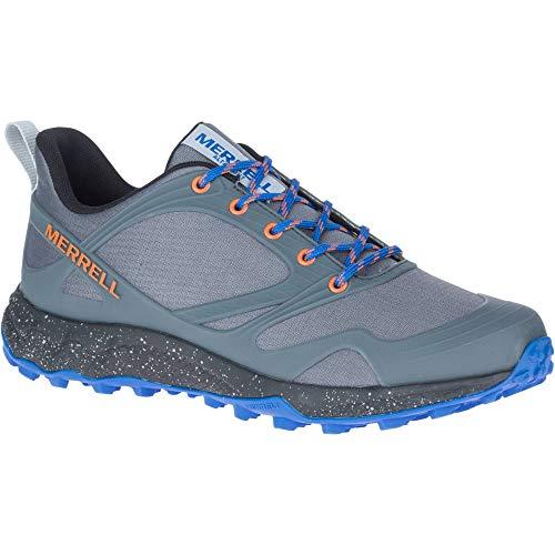 Merrell mens Altalight Hiking Shoe, Rock/Exuberance, 8.5 US